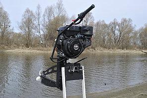 Подвесной лодочный мотор-болотоход MRS-18 HP, фото 2