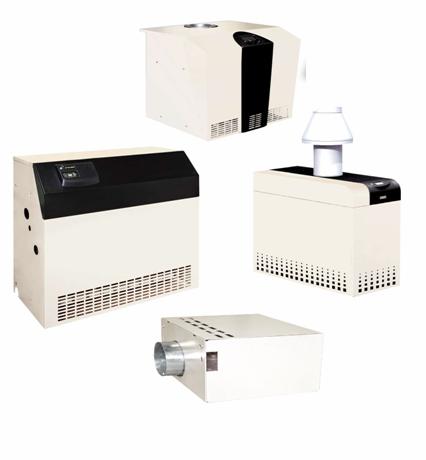 Газовый котел HOT-WELL  GAS SMART ST 80 SL/SR