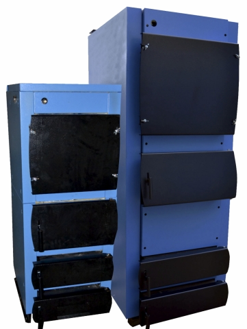 Трердотопливный котел КВТ-РТ- 80ст MW