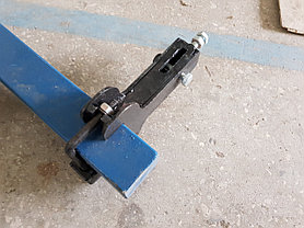 Сцепное устройство (сцепка двойная производство AGROMARKA), фото 2