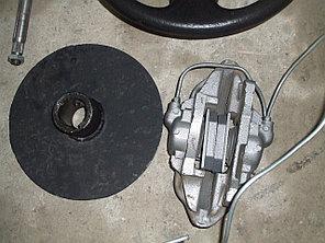 Комплект для переоборудования мотоблока в минитрактор (КИТ ПРЕМИУМ-3), фото 2