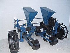 Сеялка точного высева СТВТ-2 (AGROMARKA) для мотоблока и мототрактора