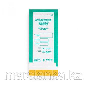 Крафт-пакеты комбинированные для стерилизации 75х150 мм