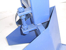 Картофелесажалка КО-1 для мотоблока оборотная AGROMARKA, фото 3