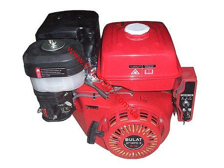 Двигатель BULAT(Булат) BT190FE-S(16л.с.под шпонку) к мотоблоку, фото 2