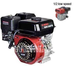 Двигатель BULAT(WEIMA) BT170F-L(7,0 л.с.под шпонку c редуктором 1/2) к мотоблоку, фото 2