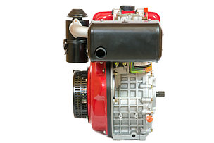 Двигатель WEIMA(Вейма) 186F - Т (шлицы, дизельный 9л.с.), фото 2
