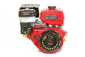 Двигатель WEIMA(Вейма) WM188F-T (шлиц 25 мм) бензин 13,0л.с., фото 2