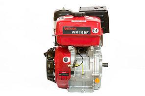 Двигатель WEIMA(Вейма) WM188F-T (шлиц 25 мм) бензин 13,0л.с., фото 3