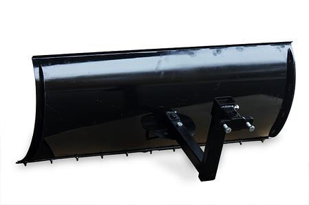 Лопата снегоуборочная для мотоблока (уборка снега мотоблоком, тип - стандарт), фото 2