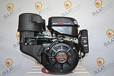 Двигатель WEIMA(Вейма) WM190FE-L(16л.с.под шпонку с редуктором), фото 2