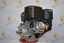 Двигатель WEIMA(Вейма) WM190FE-L(16л.с.под шпонку с редуктором), фото 3