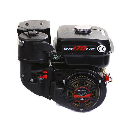 Двигатель WEIMA(Вейма) WM170F-S DELUXE (7,0 л.с.под шпонку), фото 2