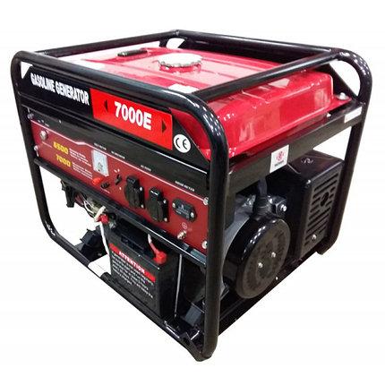 Генератор бензиновый WEIMA(Вейма) 7000E (6,5кВт - 7,0кВт), фото 2