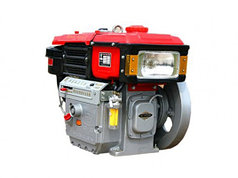 Двигатель дизельный BULAT (Булат) R180NE, дизель 8 л.с. с водяным охлаждением, Электростартер, ЗИП.