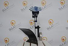 Плуг с опорным колесом для мотоблока регулируемый, фото 2