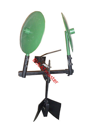 Картофелесажалка КП-1 EXPERT для мотоблока оборотная, фото 2