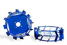 Грунтозацепы для мотоблока (цельнотянут. квадрат 12х12) ф 380/160