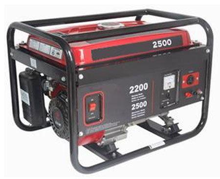 Бензиновый генератор Weima WM2500 (2,5 кВт), фото 2