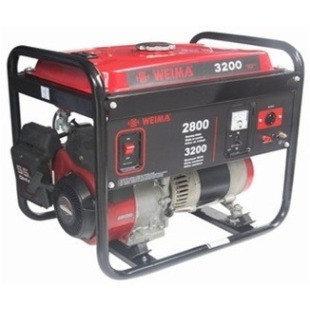 Бензиновый генератор Weima WM3200 (3,2 кВт), фото 2