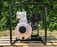 Бензиновая помпа WEIMA (Вейма) WMQGZ 100-30, фото 2