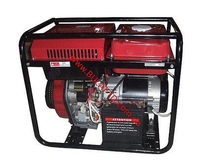 Дизельный генератор WEIMA(Вейма) WM7000CLE, фото 2