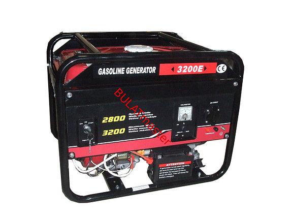 Бензиновый генератор Weima WM3200E (3,2 кВт), фото 2