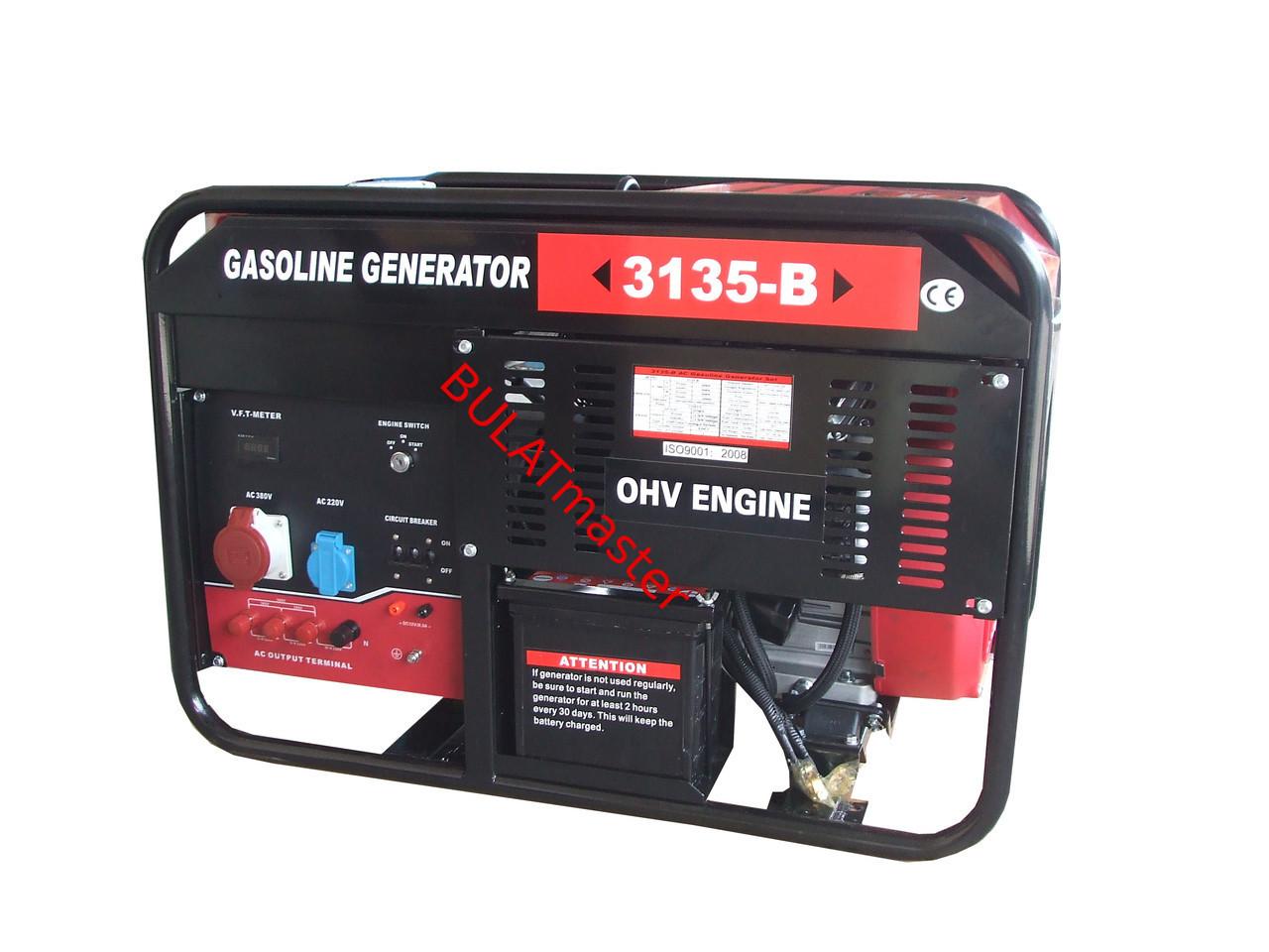 Генератор WEIMA WM3135-В (9,5 кВт, 3 - фазы)