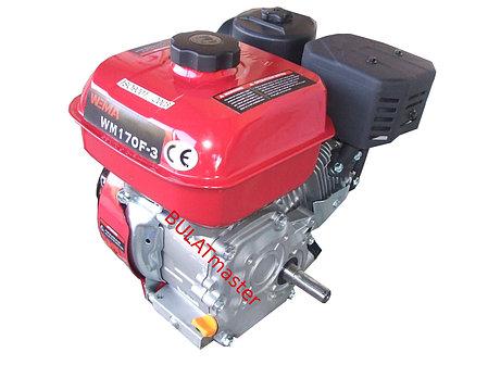 Бензиновый двигатель WEIMA  WM170F-3 NEW (1800об/мин, шпонка), бензин 7.0 л.с., фото 2