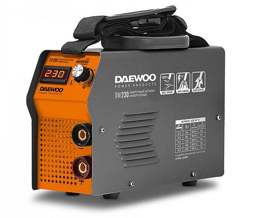 Сварочный аппарат Daewoo DW 230, фото 2