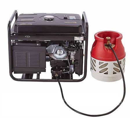 Бензо-газовый генератор Hyundai HHY 3020FG, фото 2
