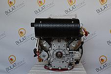 Двигатель WEIMA  WM2V78F-2цил. (вал конус и шпонка), бензин  20,0 л.с. , фото 3