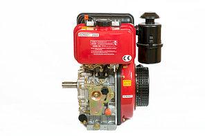 Двигатель дизельный WEIMA WM178FS (R) (вал ШПОНКА, 1800об/мин, для WM610), дизель 6.0л.с. , фото 2