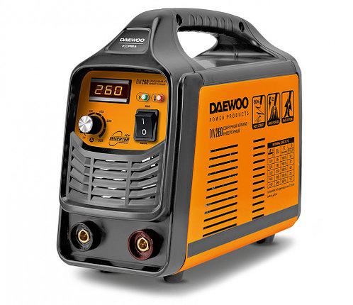 Сварочный аппарат Daewoo DW 260, фото 2