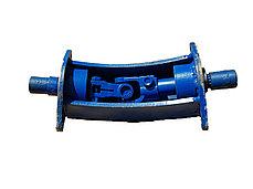 Угловой редуктор для фрезы (переходник карданный для фрезерного культиватора) Мотор Сич, МТЗ, Грасхопер, фото 3