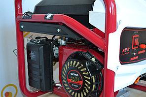 Бензиновый генератор WEIMA WM2500B (2,5 кВт) DELUXE, фото 2