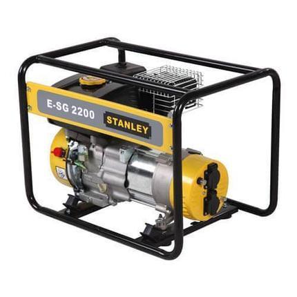 Бензиновый генератор однофазный  STANLEY E_SG2200, фото 2