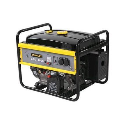 Бензиновый генератор STANLEY E_SG4000, фото 2