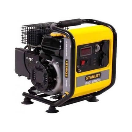 Бензиновый генератор STANLEY SIG2000, фото 2