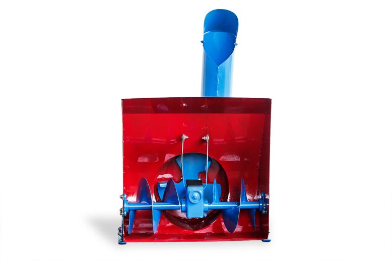 Снегоуборщик для мотоблока WM1100,105,135 под ВОМ