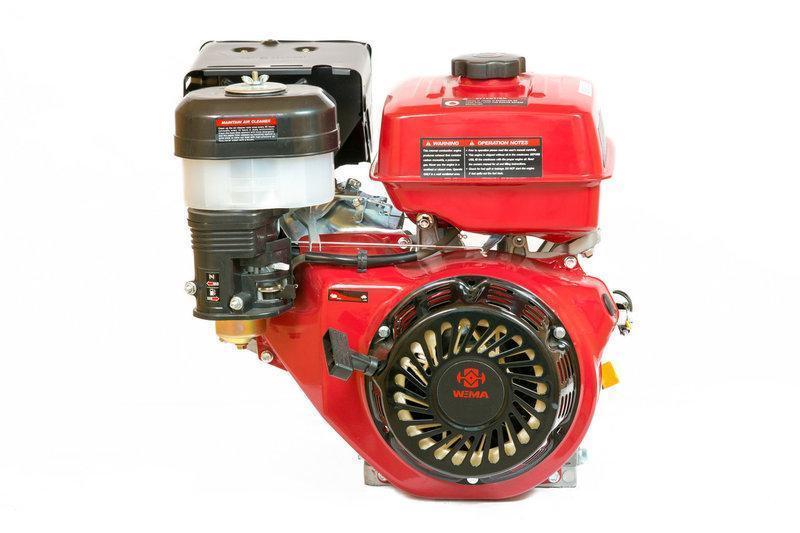 Двигатель бензиновый Weima WM177F-S (вал 25 мм, шпонка, 9 л.с.)