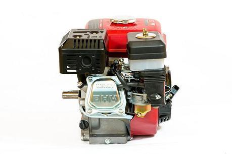 Двигатель бензиновый Weima WM170F-3(R) New (7,0 л.с.,шпонка,редуктор), фото 2
