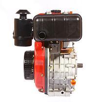 Двигатель дизельный Weima WM186FB (вал под шпонку, съемный цилиндр, 9,5 л.с.) , фото 3