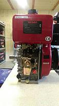 Двигатель дизельный Weima WM188FBSE (R) (1800 об/мин, шпонка, 12 л.с. эл.старт, редуктор) , фото 3