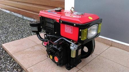 Двигатель Булат R180N (дизель, 8 л.с., водяное охлаждение) , фото 2