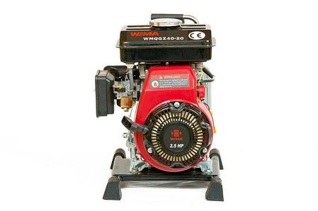 Мотопомпа WEIMA WMQGZ40-20 (40мм, 27 куб. м/час) , фото 2