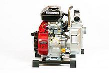Мотопомпа WEIMA WMQGZ40-20 (40мм, 27 куб. м/час) , фото 3