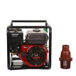 Мотопомпа BULAT BW65-55 (высоконапорная для капельного полива, 35 куб.м/час) (Weima 65-55), фото 2