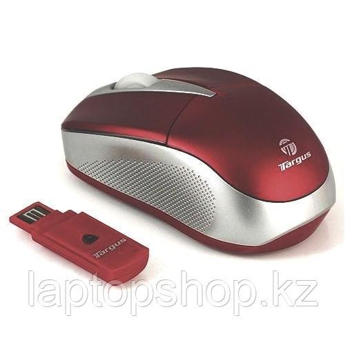 Мышь беспроводная Mouse Targus AMW1602EU Wireless Notebook Red