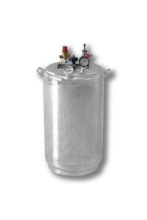 Автоклав газовый Бук Гуд 32 (32 банки по 0,5 л). Крышка поджимается изнутри, фото 2